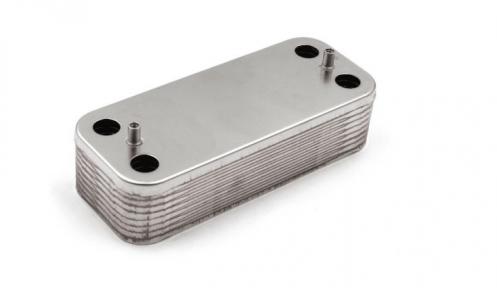 Теплообменник ГВС (16 пластин) Ariston Uno (аналог Zilmet 17B1901600, 995945)