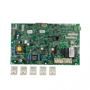 Плата управления Ariston Matis, Egis Plus, BS II ( с газовым клапаном SIT) Ariston Clas 60001605-04, 60001605-05