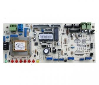 Плата управления (с лампочками) Fondital Dual Line MIFASS2QL2 (аналог 6SCHEMOD14)