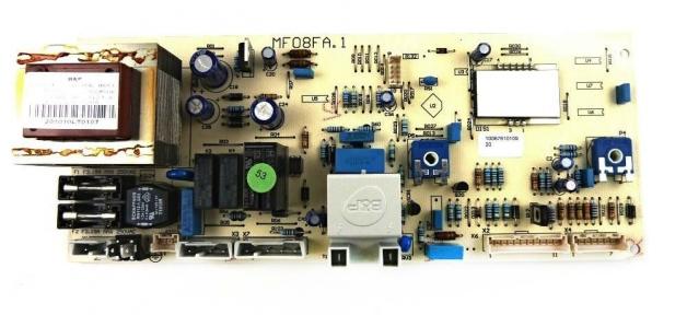 Плата управления Bertelli&Partners MF08FA1 Ferroli Domicompact D (аналог Honeywell MF08FA1, 39812370)