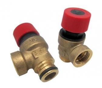 Предохранительный клапан для ZW23-1KE/AE Junkers   8707401027