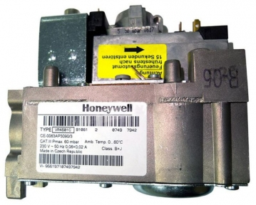 Клапан газовый Honeywell VR4601C комби Buderus Logano G124WS-20/24/32, G234WS-38/44/50/55 (5181207)  (вместо 87185730090) 8718585343