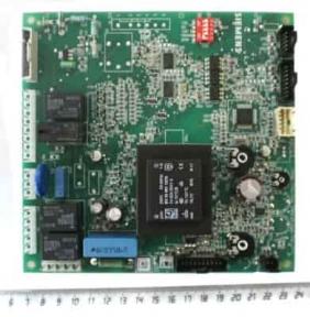 Плата управления LMU33 Siemens Baxi Slim, Luna Max, Nuvola 5678250 (аналог 3624110)