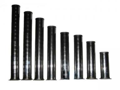 Горелка атмосферная 33 кВт 104.0722.00, L = 800 мм, диаметр - 60 мм
