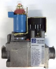 Газовый клапан 845 SIT SIGMA Hermann 0.845.057