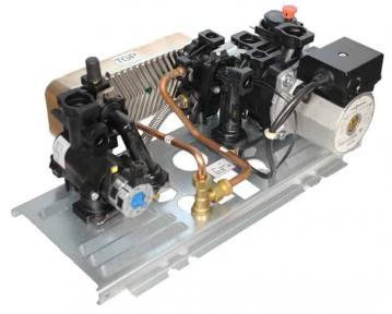 Гидроблок в сборе Viessmann Vitopend 30 кВт двухконтурный 7825542