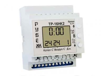 Терморегулятор РУБЕЖ ТР-16НК2