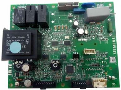 Плата управления LMU33 Siemens Baxi Prime HT 5703660 (аналог 5676120, 5680240, 5684110, 5686050)