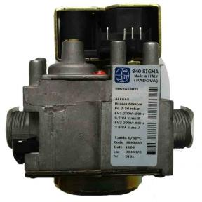 Клапан газовый SIT 840 Sigma (без выхода пилота) для котлов мощностью до 60 кВт 0.840.030