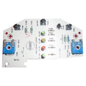 Плата управления интерфейса (дисплея) электронная, передняя панель Ariston UNO 65100750