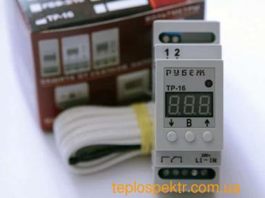 Терморегулятор РУБЕЖ ТР-16