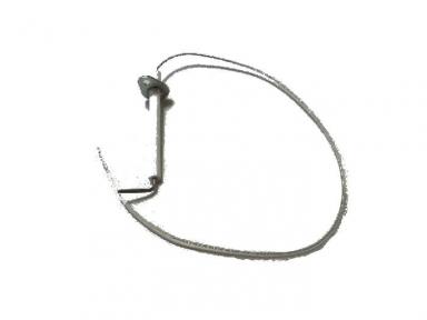 Электрод ионизации (контроля пламени) IS 076 Леопард v15 Protherm 0020034131
