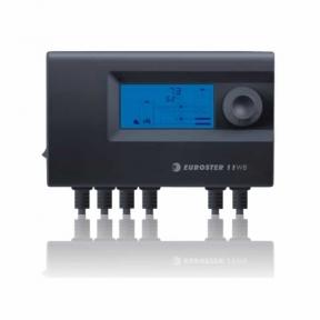Контроллер  Euroster 11WB (для ЦО, ГВС, вентилятора)