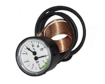 Термоманометр Vaillant MAX Pro-Plus  (зеленые ручки) 101270