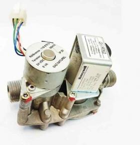 Клапан газовый Honeywell VK8252M1510 без регулятора Demrad Millenium