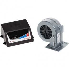 Блок управления KG Elektronik SP-05 NEW LED + вентилятор DP-02K