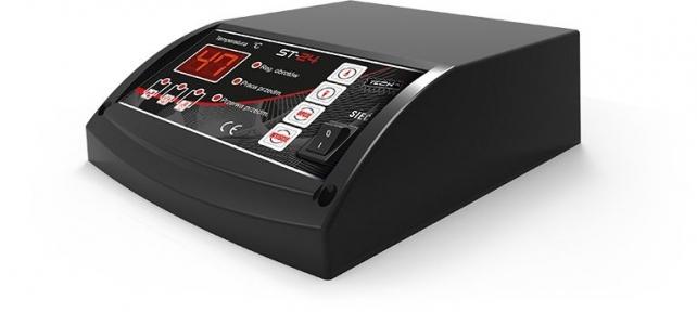Контроллер TECH ST-24 (для ЦО, вентилятора)