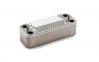 Теплообменник ГВС вторичный 20 пластин Viessmann Vitodens 100-W WB1B, WB1C (аналог 7828746)