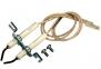 Электрод розжига Saunier Duval ISO 2000, Isofast C/F 28/35 E1, Isomax C/F 28 E2  05743100
